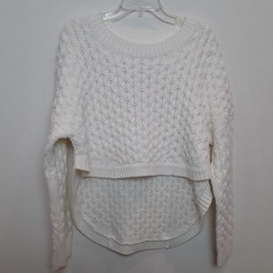 Pins & Needles | Cozy Chunky Knit Cropped Sweater